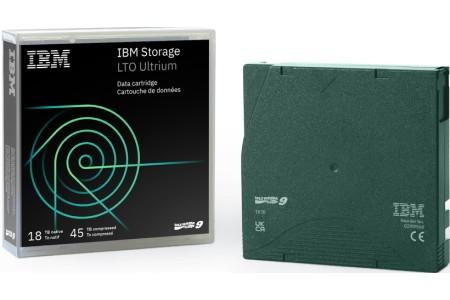 IBM RA MẮT SẢN PHẨM MỚI, BĂNG TỪ IBM LTO 9 TAPE CARTRIDGE